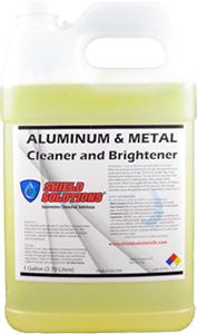 Shield Solutions Aluminum & Metal Cleaners | OP Products